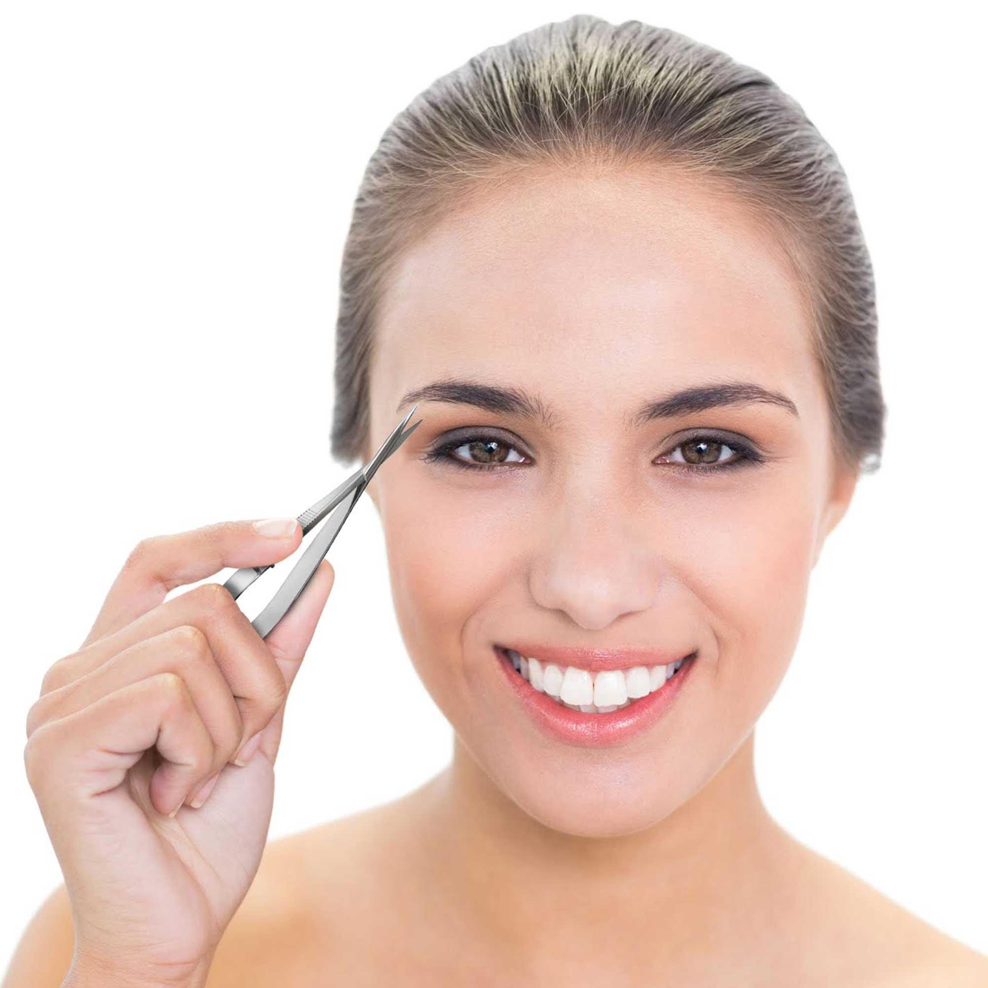 Astounding Facial Hair Scissors Pointed Tip Peak Products Short Hairstyles For Black Women Fulllsitofus