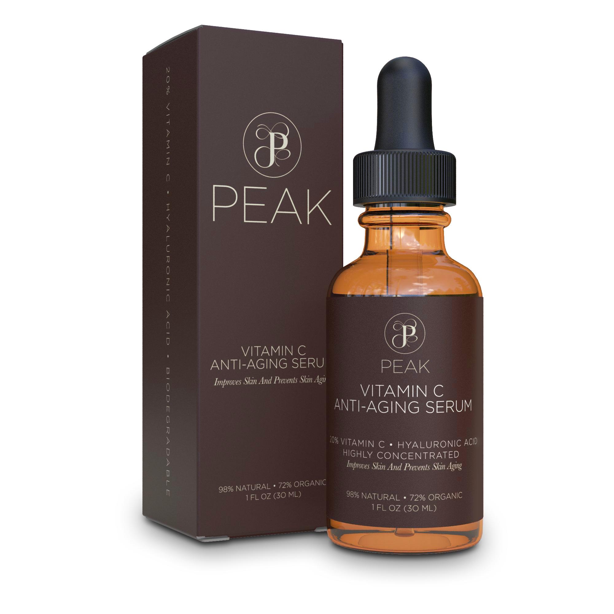vitamin c serum peak products. Black Bedroom Furniture Sets. Home Design Ideas